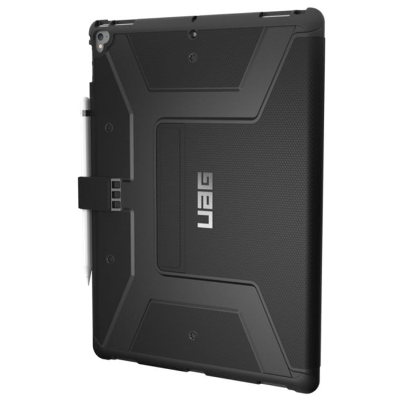 UAG - Metropolis iPad Pro 12.9 Folio Case Black 02
