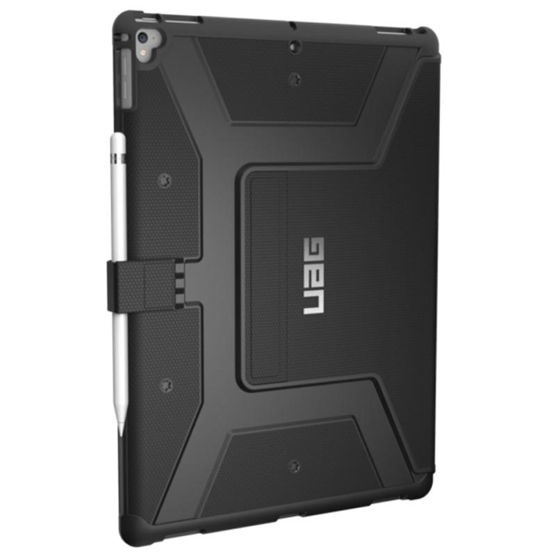 UAG - Metropolis iPad Pro 12.9 Folio Case Black 01