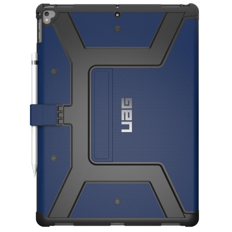 UAG - Metropolis iPad Pro 12.9 Folio Case Blue 04