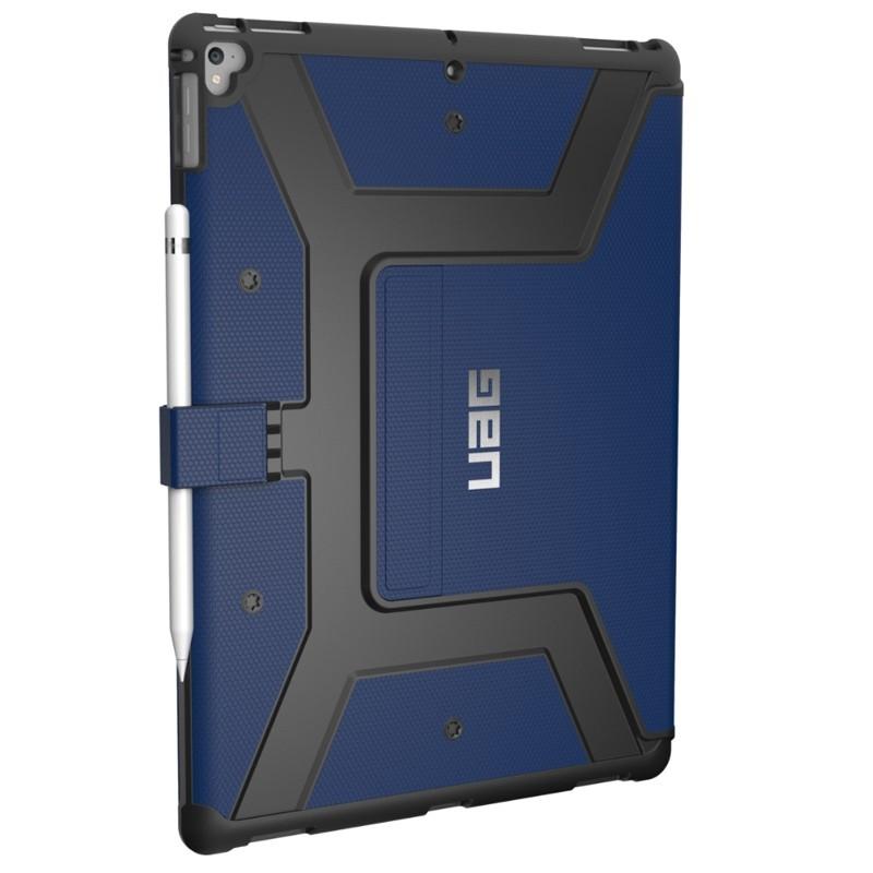UAG - Metropolis iPad Pro 12.9 Folio Case Blue 01