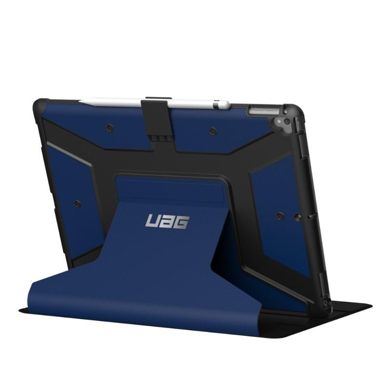 UAG - Metropolis iPad Pro 12.9 Folio Case Blue 03
