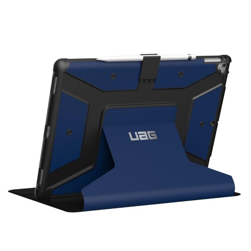 UAG - Metropolis iPad Pro 12.9 Folio Case Blue 07