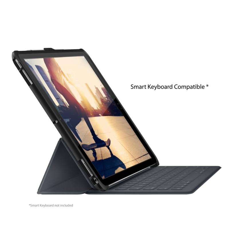 UAG - Metropolis iPad Pro 12.9 Folio Case Blue 09