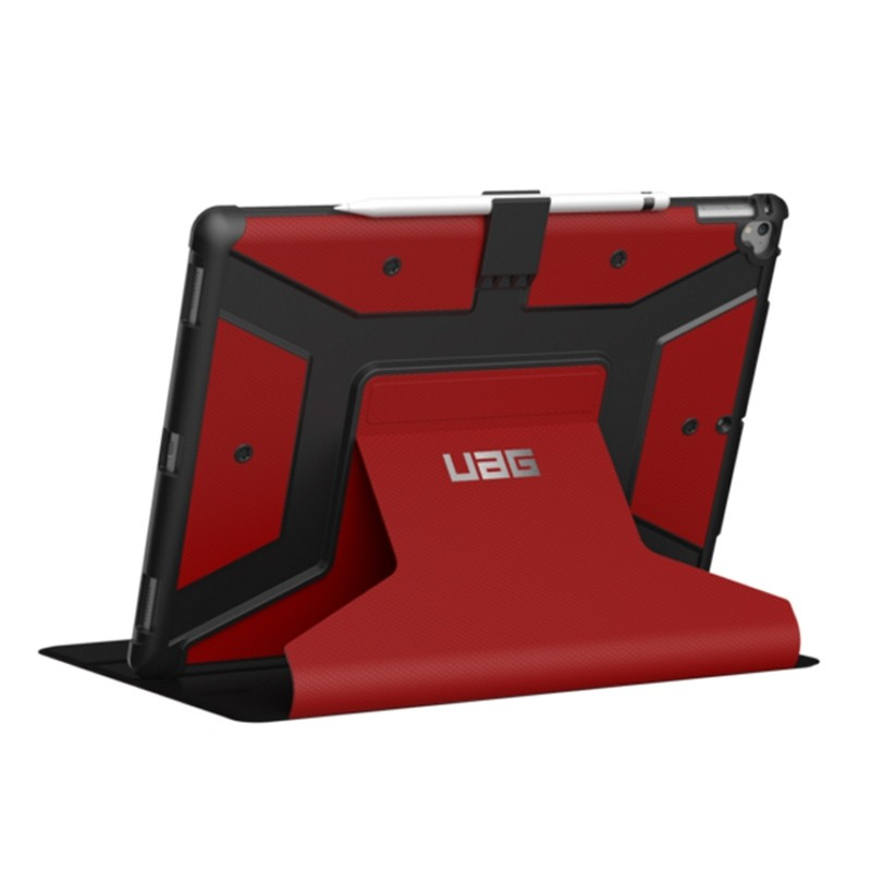 UAG - Metropolis iPad Pro 12.9 Folio Case Red 07