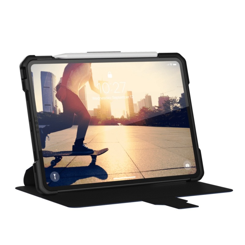 UAG Metropolis iPad Pro 11 inch Hoes Blauw 06