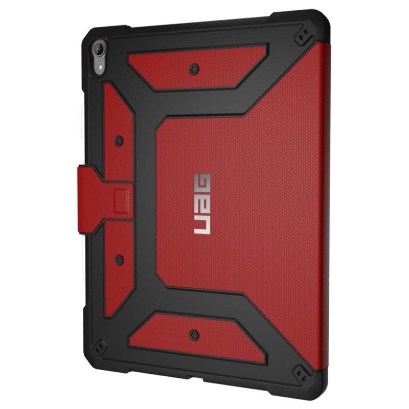 UAG Metropolis iPad Pro 12,9 inch (2018) Case Rood 04
