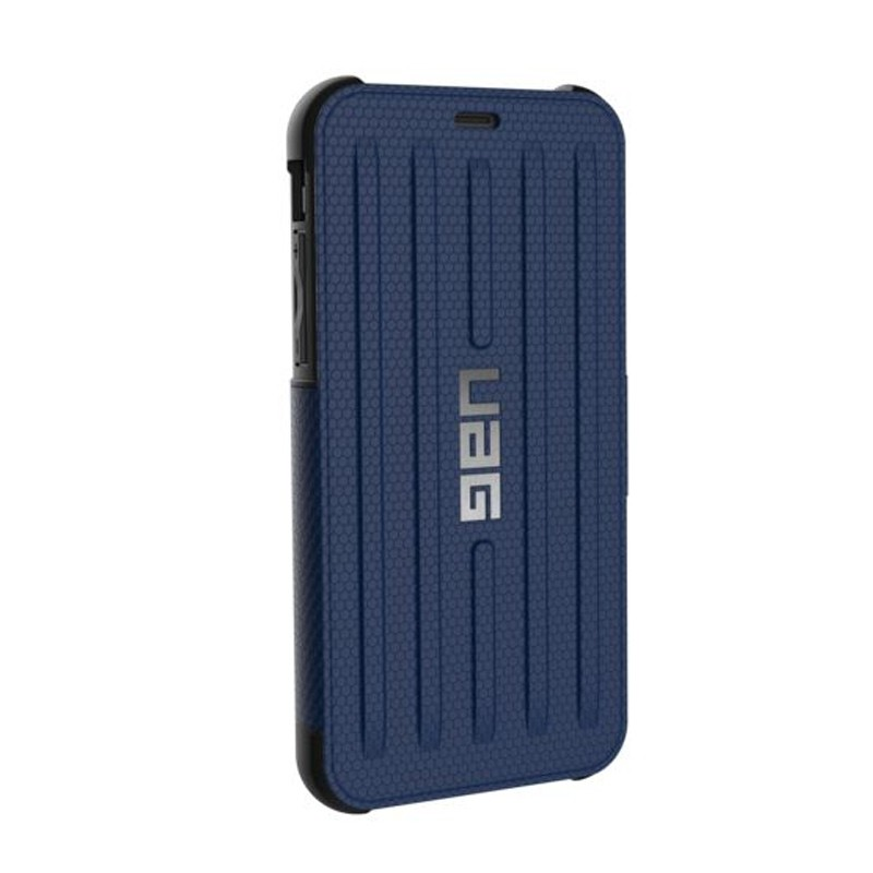UAG Metropolis iPhone X/Xs Folio Case Cobalt Blue 05
