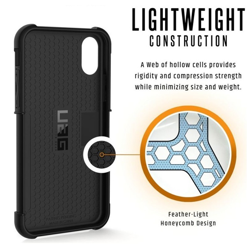 UAG Metropolis iPhone X/Xs Folio Case Cobalt Blue 10