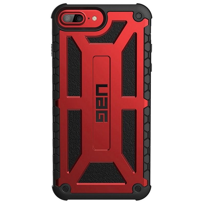 UAG Monarch iPhone 6 / 6s / 7 Plus Crimson Red 01
