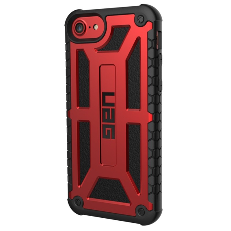 UAG - Monarch iPhone 6 / 6S / 7 hoesje rood 3