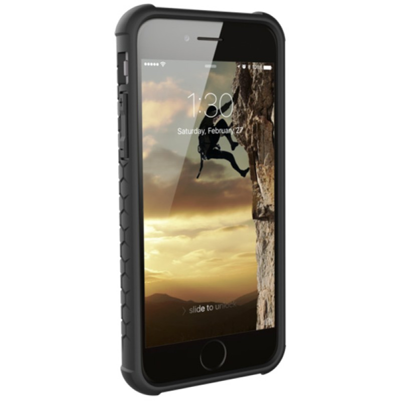 UAG Monarch Hard Case iPhone 7 Graphite - 4
