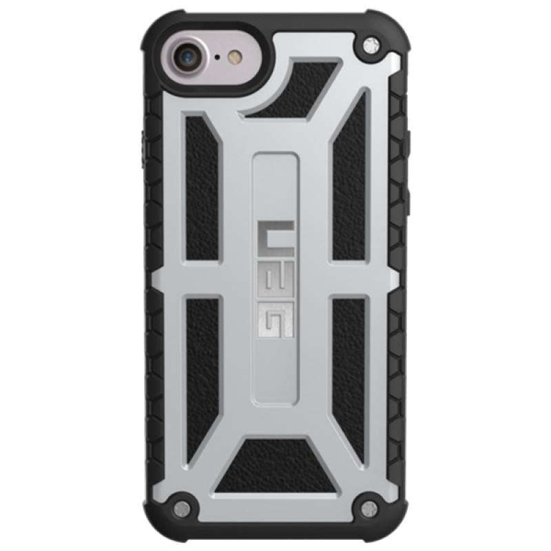 UAG Monarch Hard Case iPhone 7 Platinum - 1