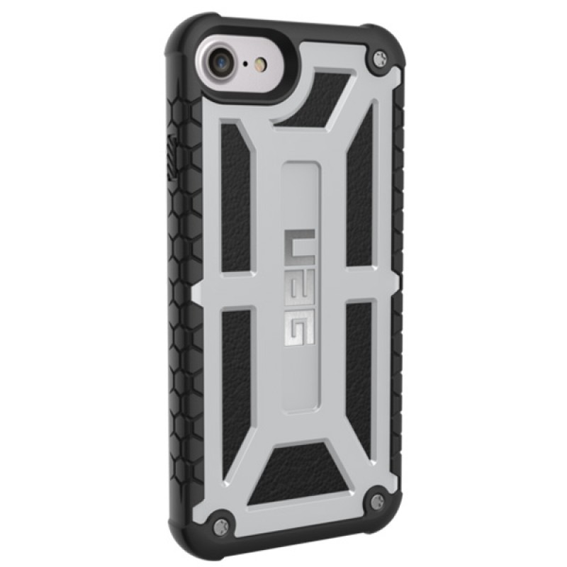 UAG Monarch Hard Case iPhone 7 Platinum - 2