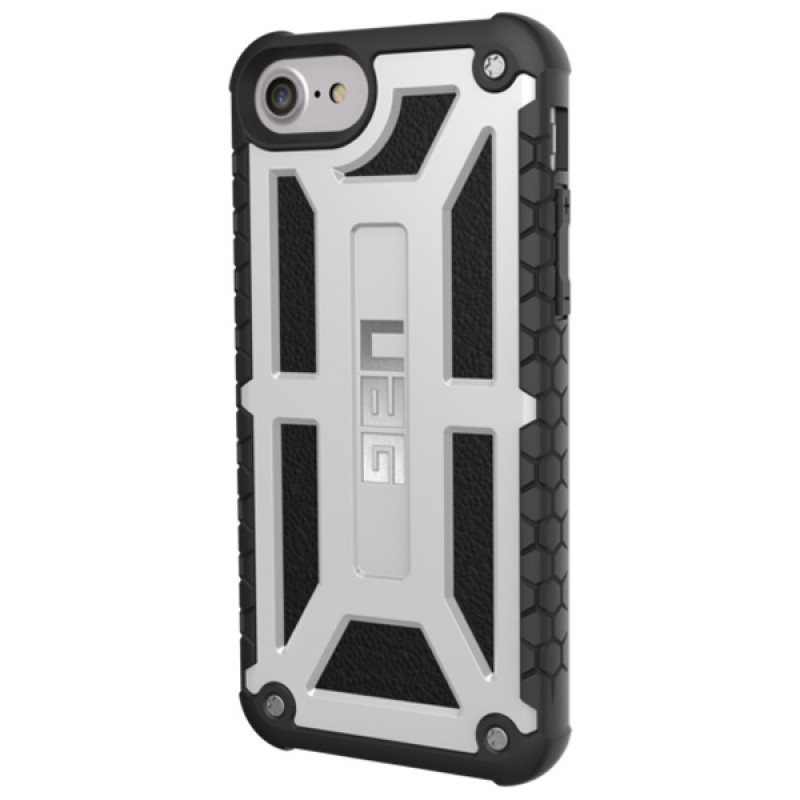 UAG Monarch Hard Case iPhone 7 Platinum - 3