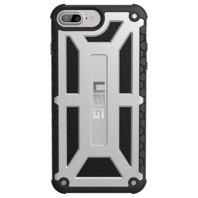 UAG - Monarch Hard Case iPhone 7 Plus Platinum - 1