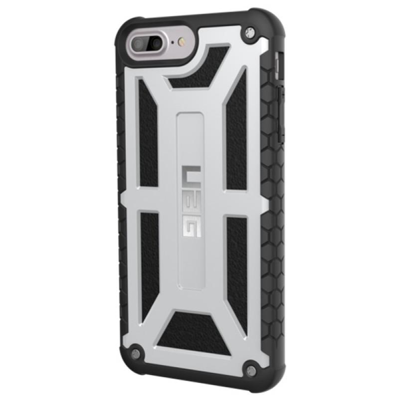 UAG - Monarch Hard Case iPhone 7 Plus Platinum - 2