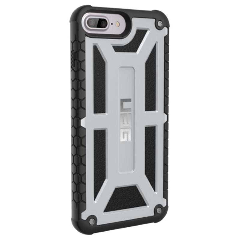 UAG - Monarch Hard Case iPhone 7 Plus Platinum - 3