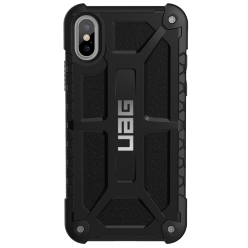 UAG - Monarch iPhone X Hoesje Black 01