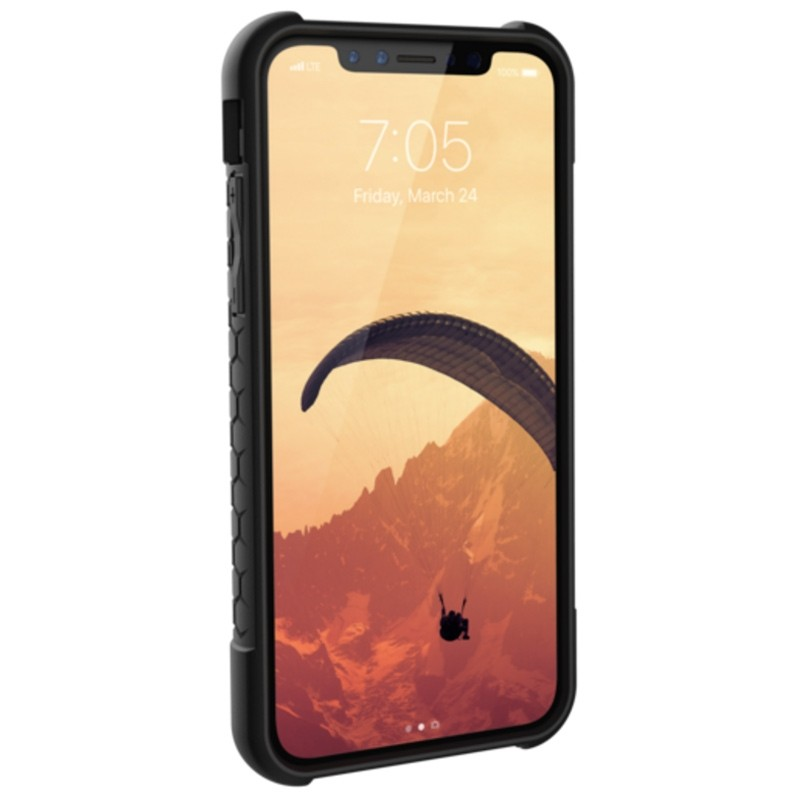 UAG - Monarch iPhone X Hoesje Black 02