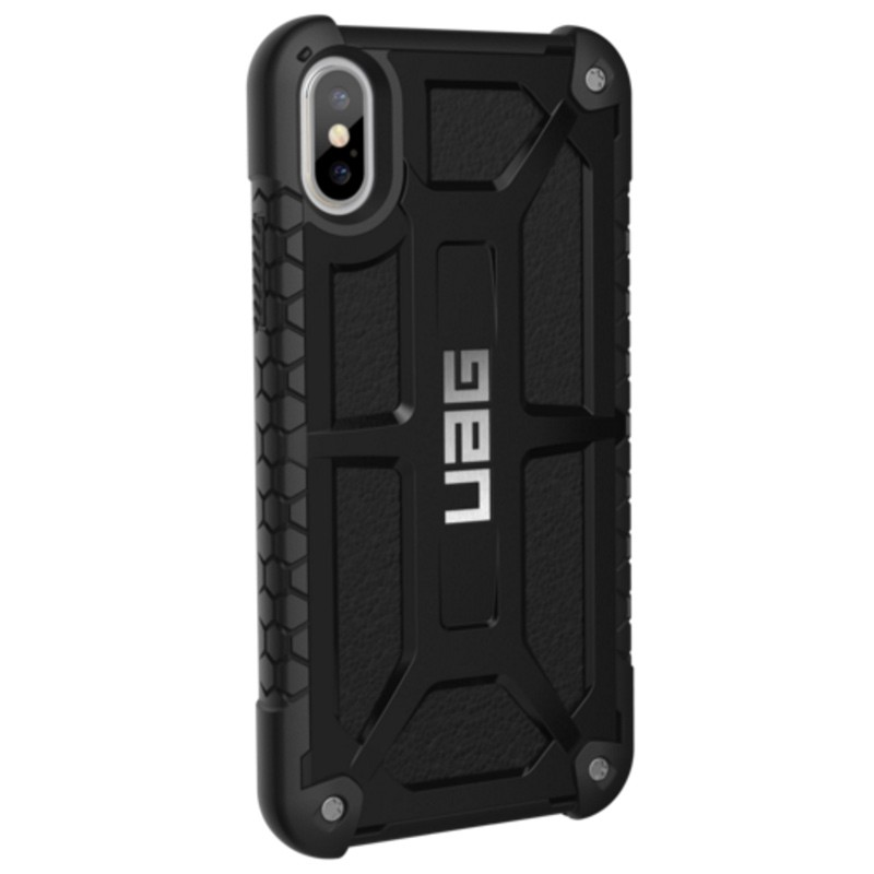 UAG - Monarch iPhone X/Xs Hoesje Black 04