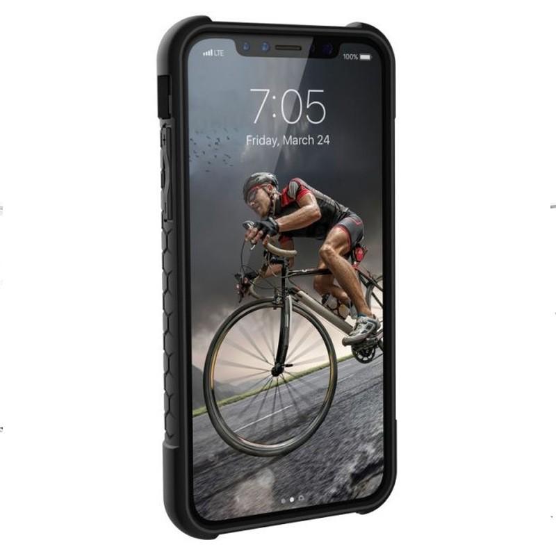 UAG Monarch iPhone X/Xs Hoesje Carbon Black 02