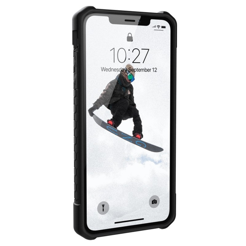 UAG Monarch iPhone XS Max Crimson Red 02