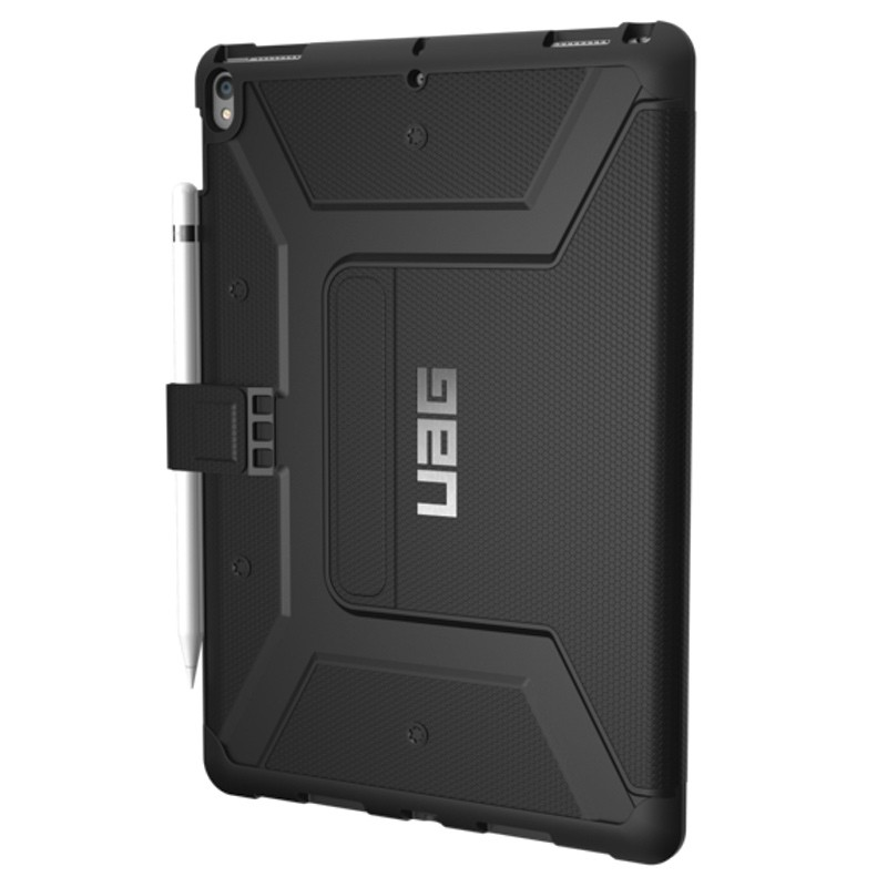 UAG New Metropolis Case iPad Air 10.5 (2019), iPad Pro 10.5 Black 03