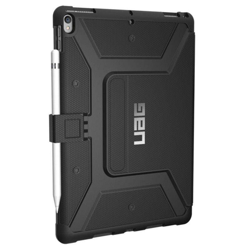 UAG New Metropolis Case iPad Air 10.5 (2019), iPad Pro 10.5 Black 01