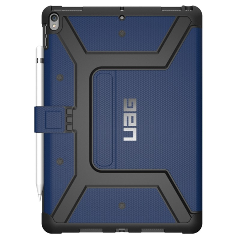 UAG New Metropolis Case iPad Pro 10.5 Blue 02