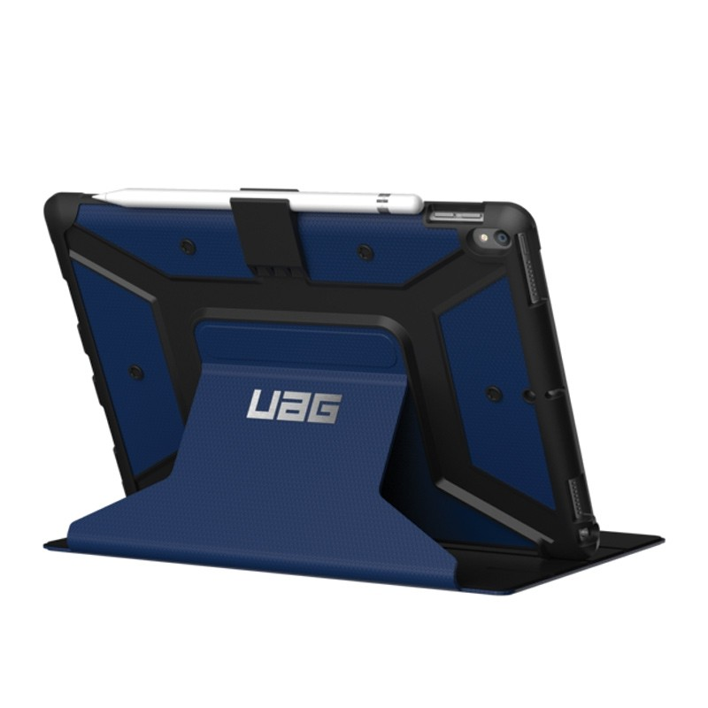 UAG New Metropolis Case iPad Pro 10.5 Blue 06
