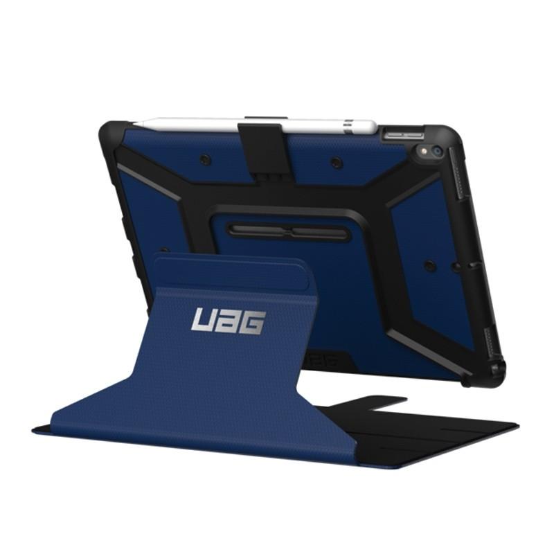 UAG New Metropolis Case iPad Pro 10.5 Blue 07