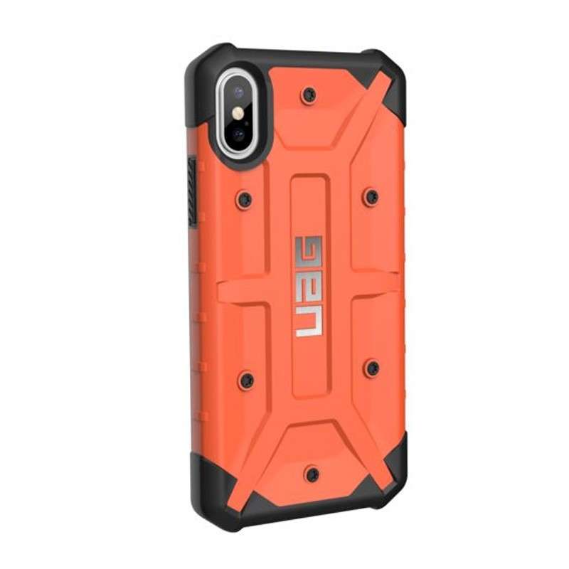 UAG Pathfinder iPhone X/Xs Hoesje Rust Orange 05