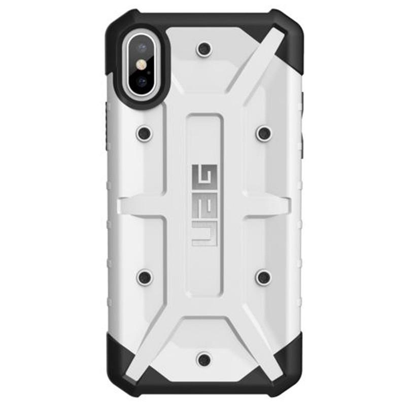 UAG Pathfinder iPhone X Hoesje White 01