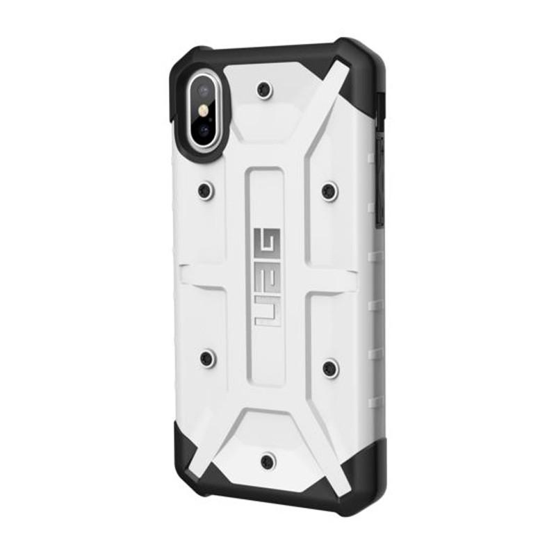 UAG Pathfinder iPhone X Hoesje White 02