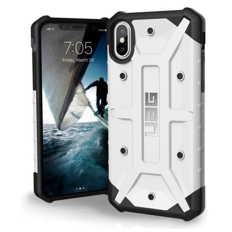 UAG Pathfinder iPhone X Hoesje White 03