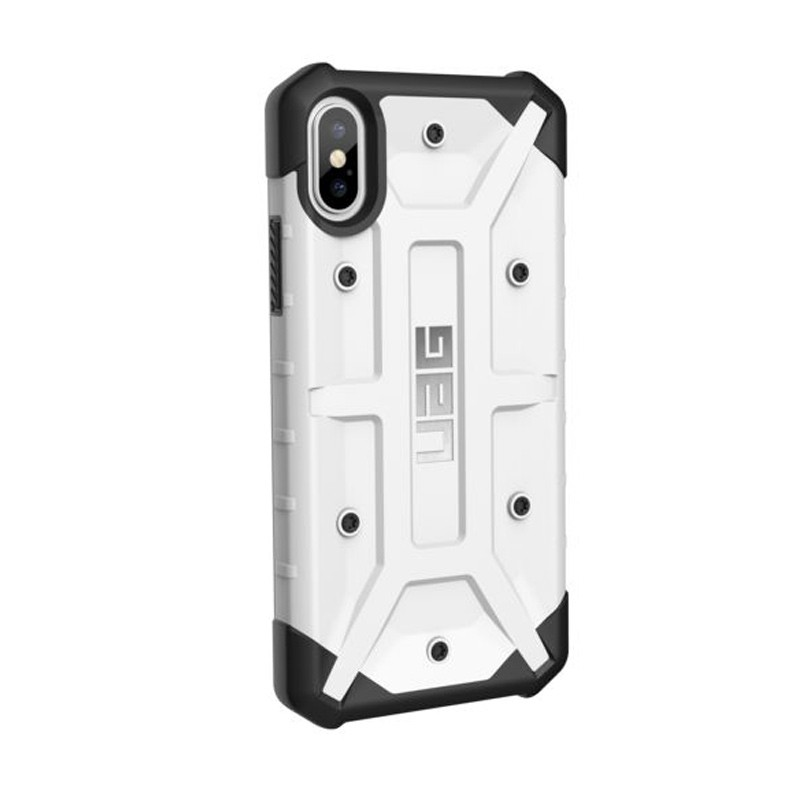 UAG Pathfinder iPhone X Hoesje White 05