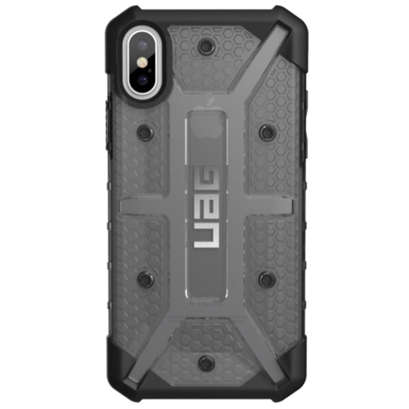 UAG - Plasma iPhone X Case Ash Black 01
