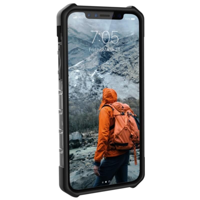 UAG - Plasma iPhone X Case Ash Black 02