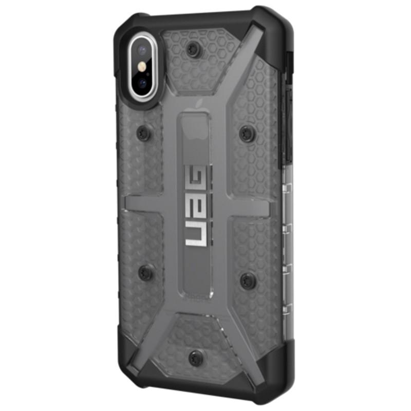 UAG - Plasma iPhone X Case Ash Black 03