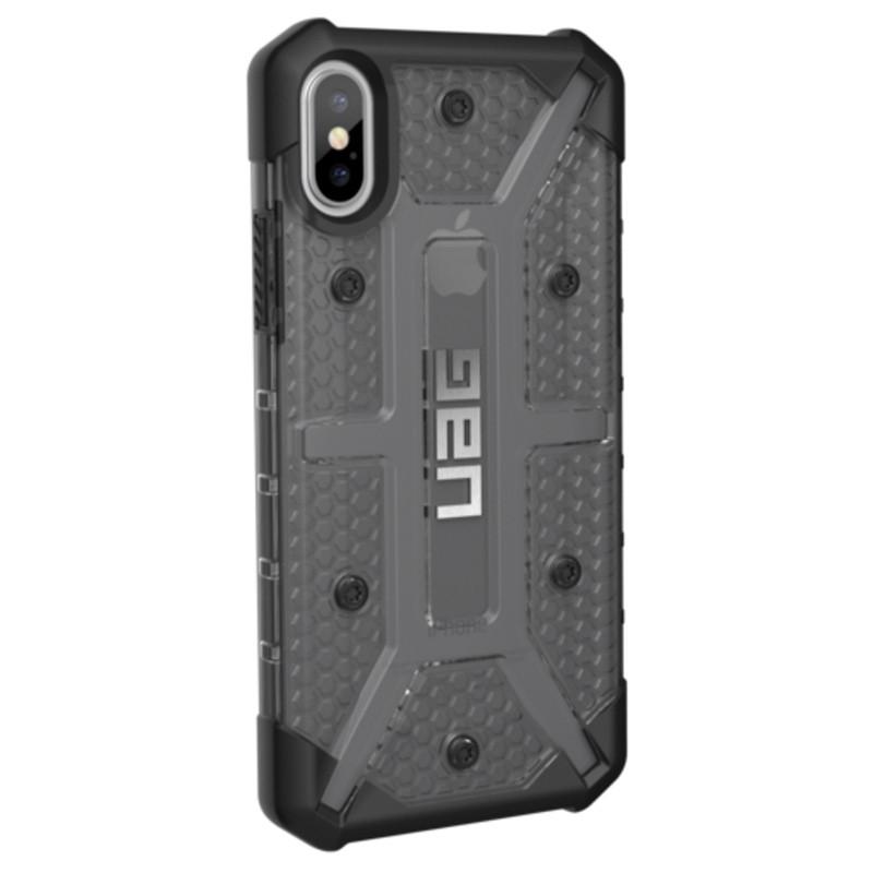 UAG - Plasma iPhone X Case Ash Black 04