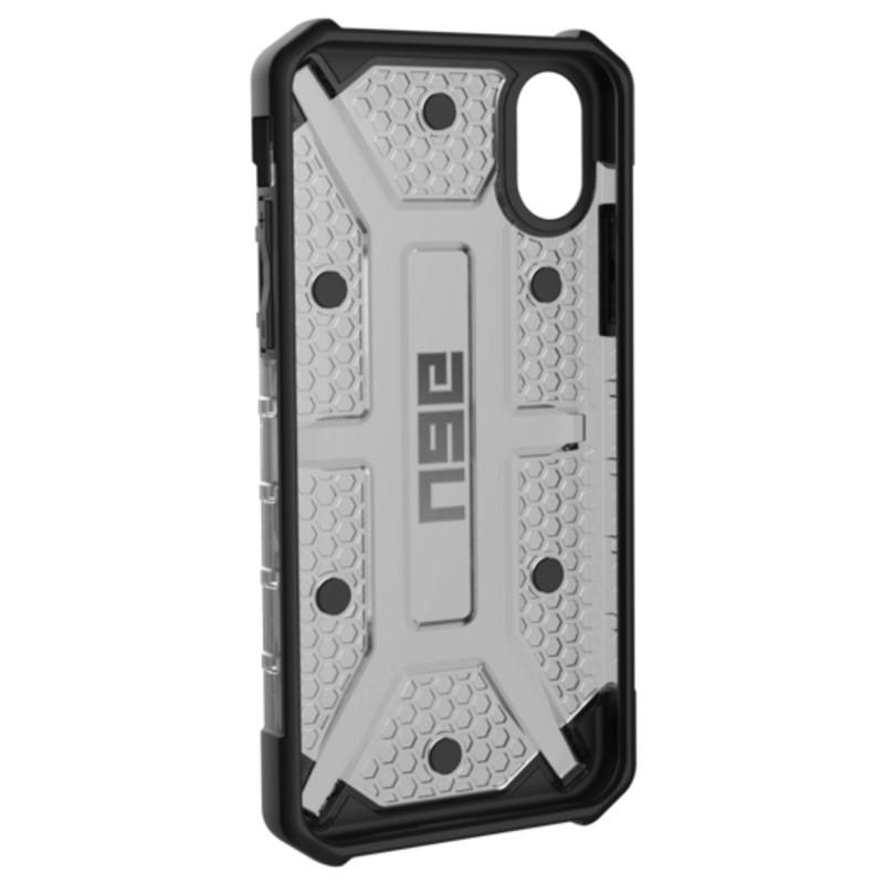UAG - Plasma iPhone X Case Ash Black 05