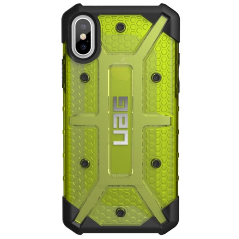 UAG - Plasma iPhone X/Xs Case Citron 01