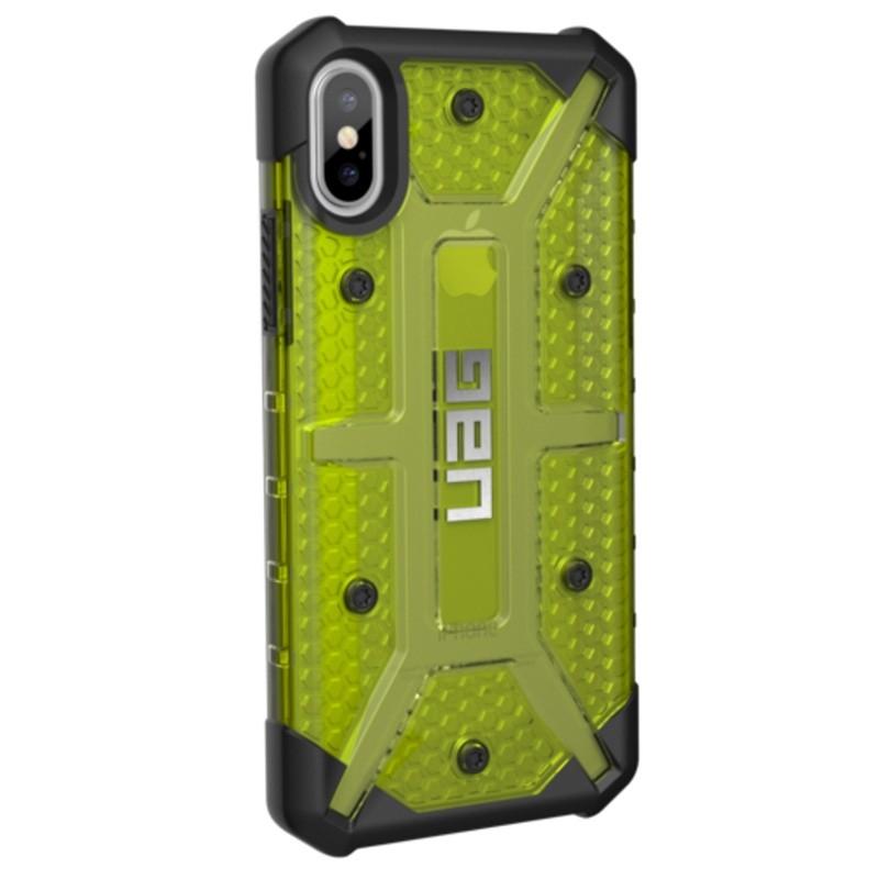 UAG - Plasma iPhone X/Xs Case Citron 04