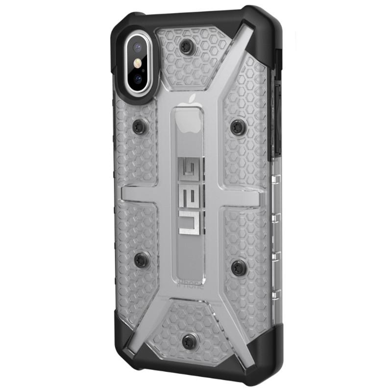 UAG - Plasma iPhone X/Xs Hoesje Ice Clear 04