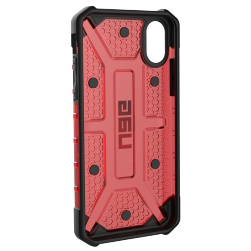 UAG - Plasma iPhone X/Xs Case Magma Red 05