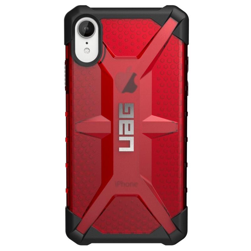 UAG Plasma iPhone XR Hoesje Rood 01