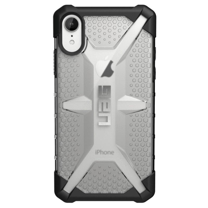 UAG Plasma iPhone XR Hoesje Transparant 01