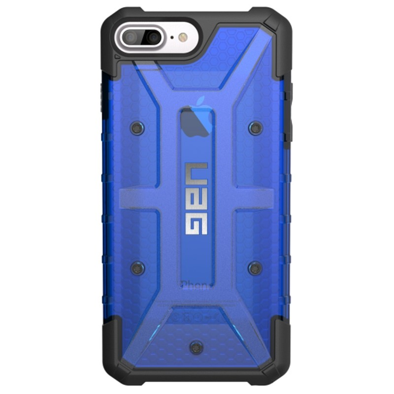 UAG - Plasma Hard Case iPhone 6 / 6S / 7 Plus Cobalt Blue 01