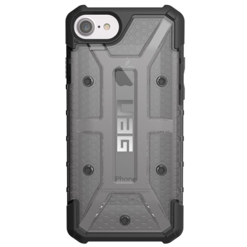 UAG Plasma Hard Case iPhone 7 Ash Black - 1
