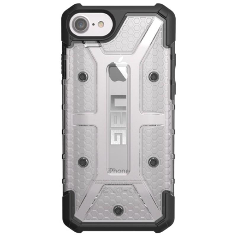 UAG Plasma Hard Case iPhone 7 Ice Clear - 1
